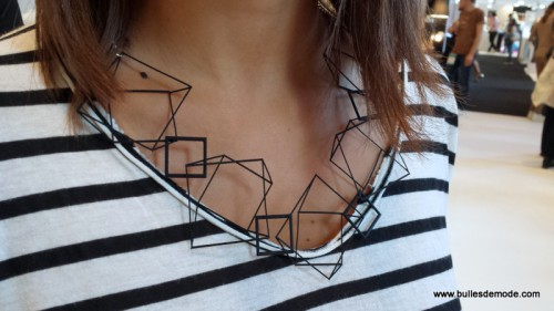 Plastron Anastra Impression 3D