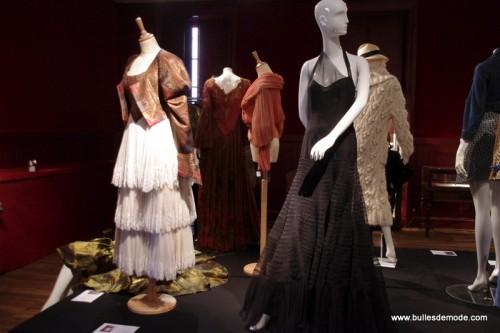 Expo Dior collection Alexis Mabille 2015