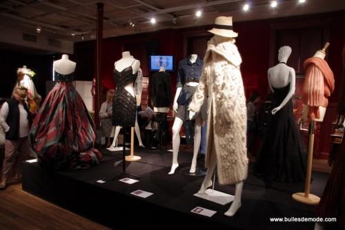 Expo Dior collection Alexis Mabille Lyon 2015
