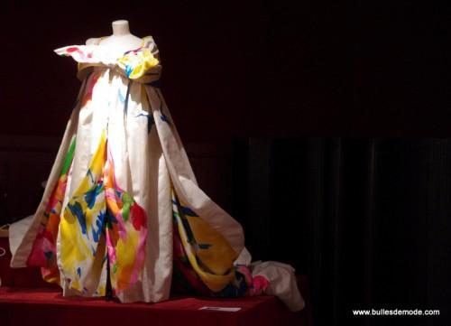Manteau Dior Haute-Couture Organza