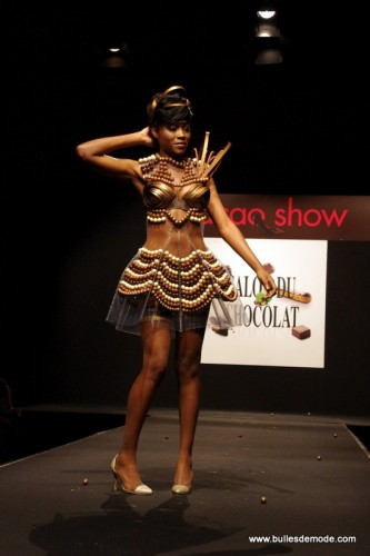 2 Phi en Vogue Salon du Chocolat Lyon 2015