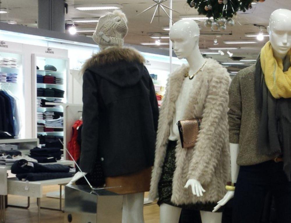 Trois idées de look @GaleriesLafayette pour l'hiver 2015 !