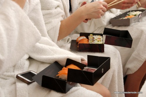 Bon appétit ! Sushi Shop Lunch Box