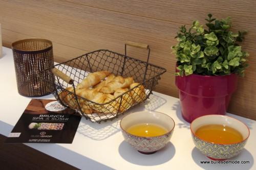 Brunch Spa Sushi Azium Sushi Shop