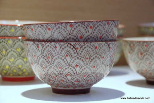 Vaisselle à thé Spa Azium