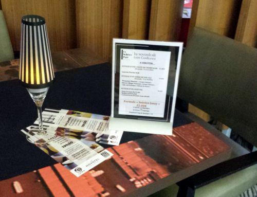 Soirée Jazz et Nuit insolite au Novotel de Confluence à Lyon