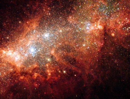 Mais pourquoi tout est galactique ou cosmique tout d'un coup ?