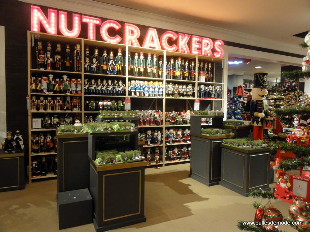 Visiter New-York à Noël - Déco Macy's