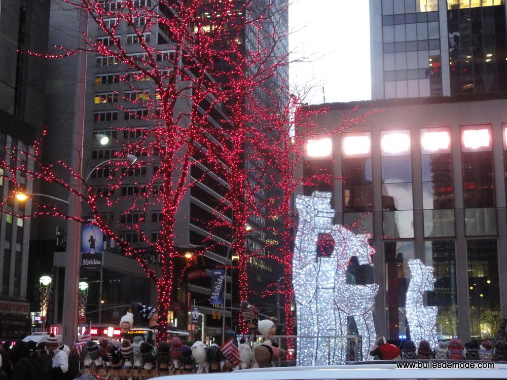 Visiter New-York à Noël - Rockfeller Center