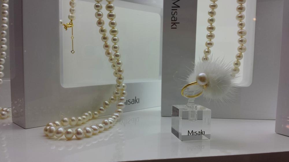 Bijoux Perles Misaki Contemporains