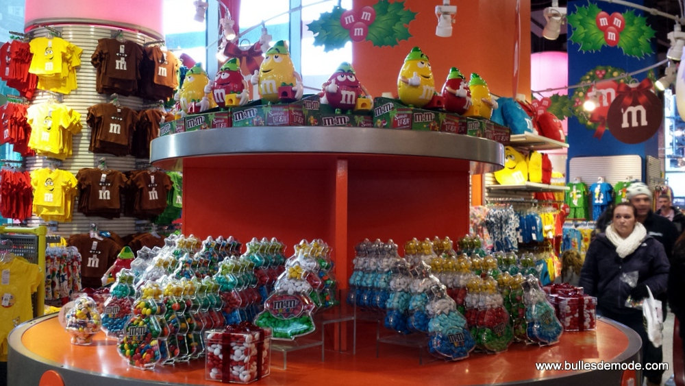 M&Ms Store Times Square New York (1)