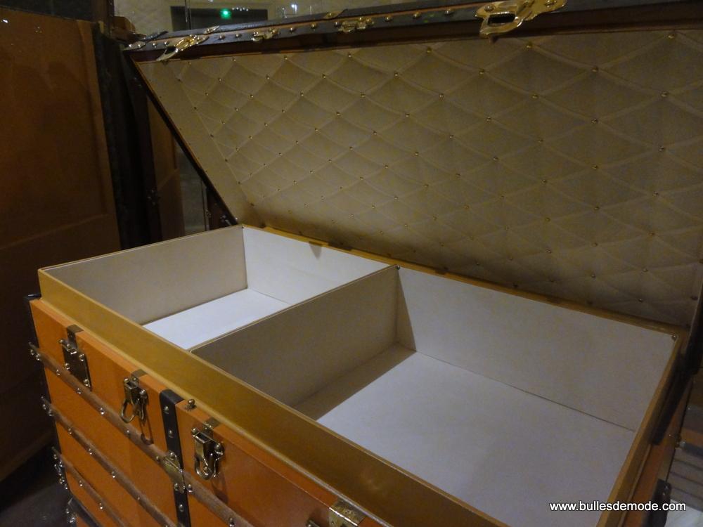 Louis Vuitton Grand Palais (3) Compartiment à vêtements