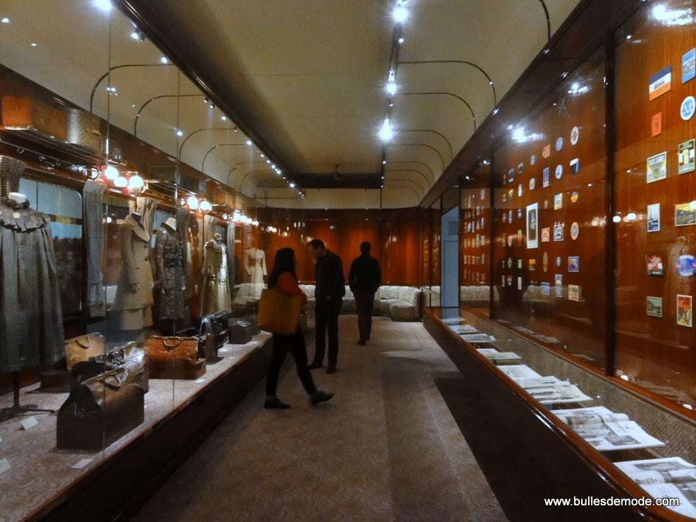 Louis Vuitton Grand Palais (6) Dans le Vuitton Express