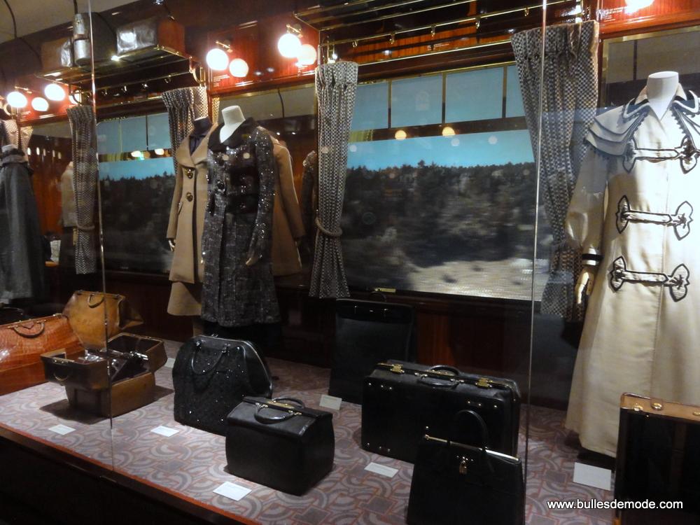 Louis Vuitton Grand Palais (7) Dans le Vuitton Express