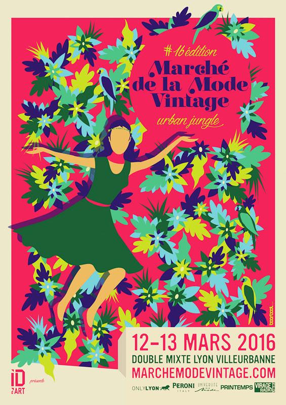 Marché de la Mode Vintage 2016