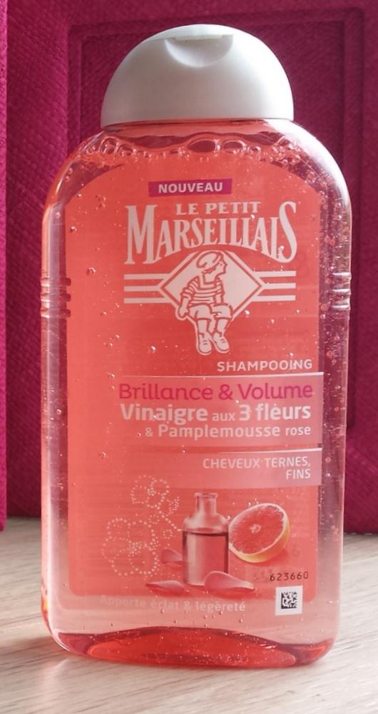 Shampoing Brillance Volume Petit Marseillais
