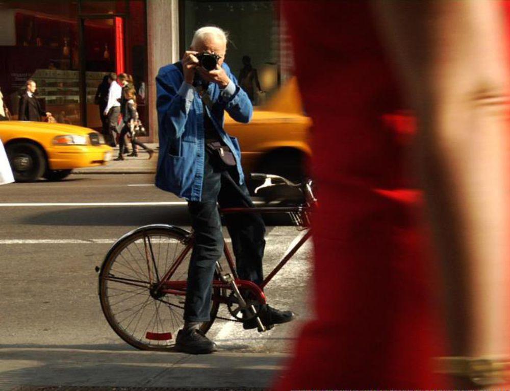 Hommage à l'inventeur du streetstyle, Bill Cunningham