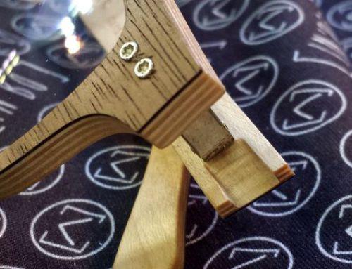 Original, made in France et ethique, la lunette en bois INBÔ [Découverte]