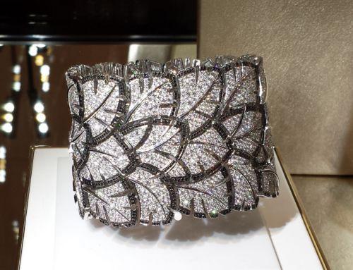 Chanel Joaillerie, bijoux diamants et platine 1932