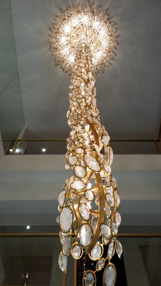 Lustre Goosens Chanel Vendôme