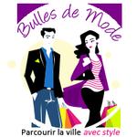 Bulles de mode Logo