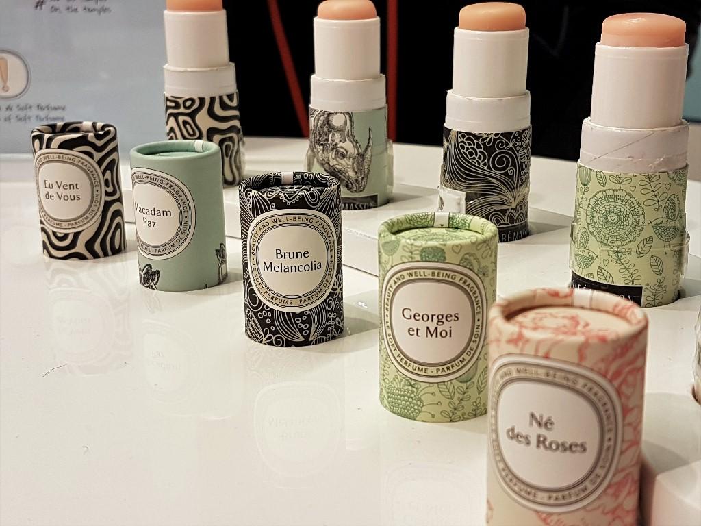 Noms Soft perfumes Sabé Masson