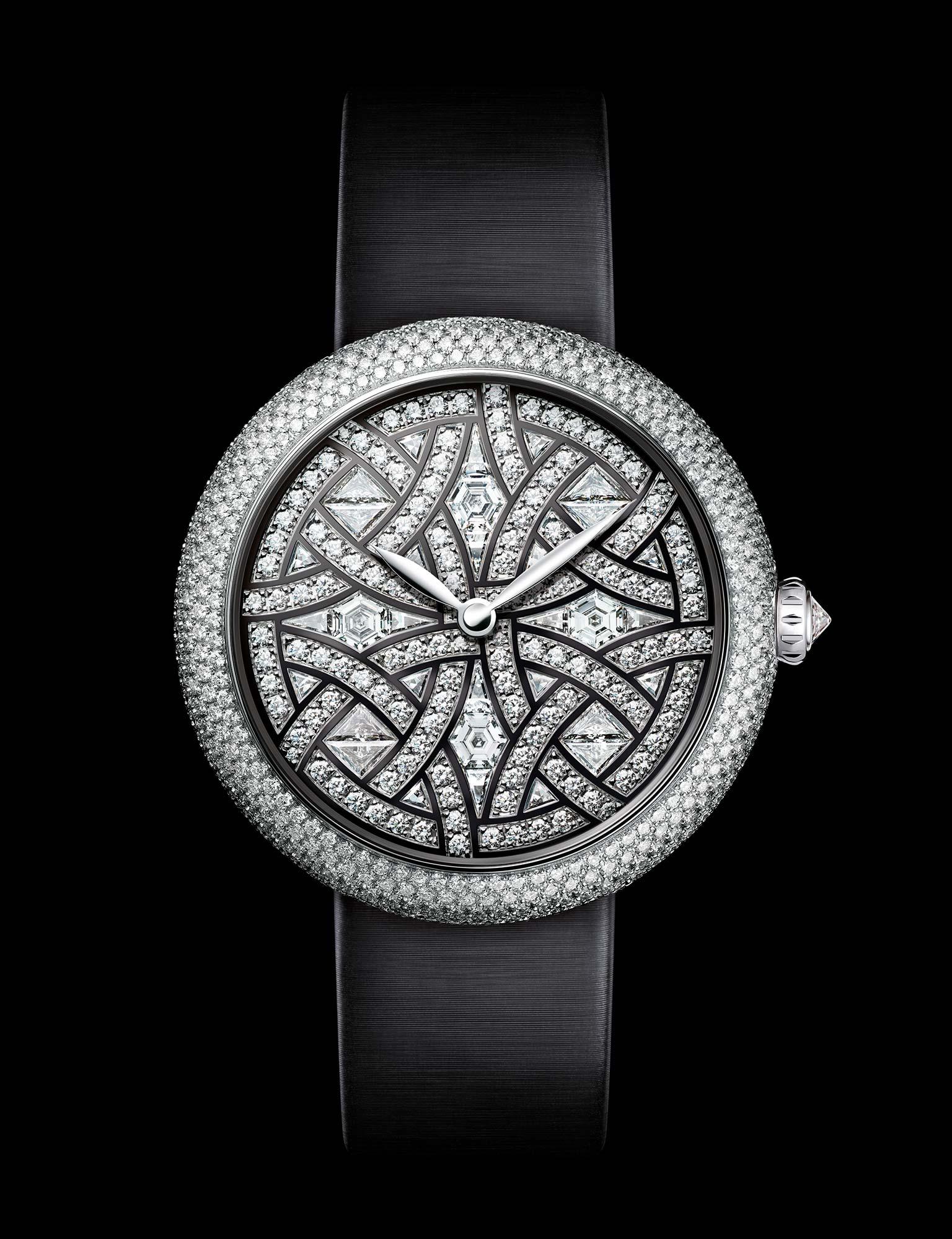 Montre Mademoiselle Prive Chanel Aubazine Baselworld 2017