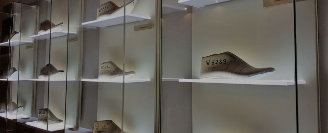 Musée Chaussure Romans luxe
