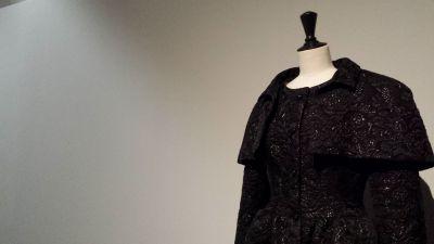 Expo Balenciaga Bourdelle Galliera Paris oeuvre au noir (35)