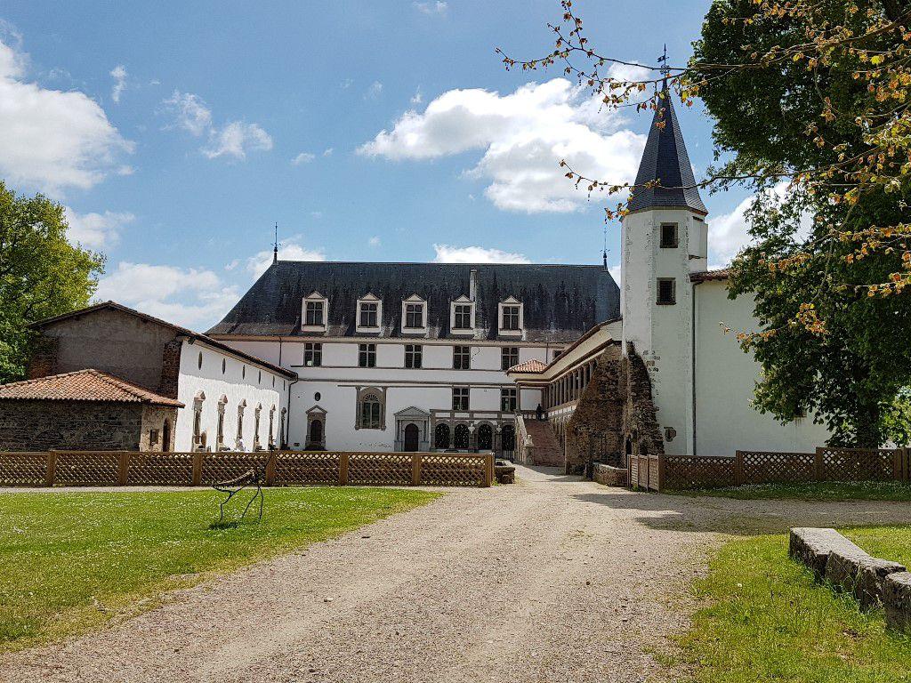 Château de la Bâtie Urfé Renaissance Loire Forez