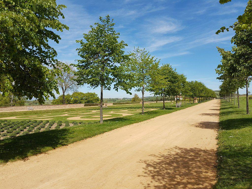 Jardin clos St-Marcel-de-Félines