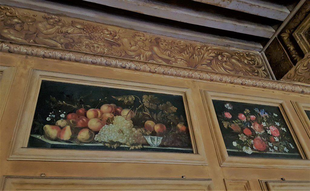 Peintures Renaissance St-Marcel-de-Félines