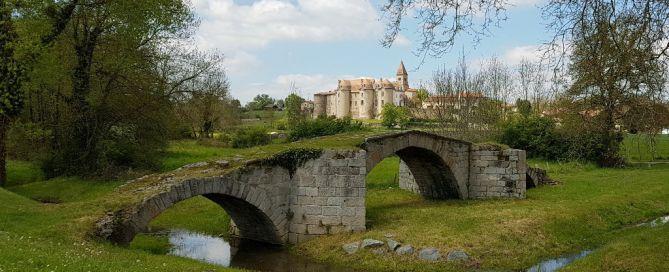 Prieuré de Pommiers Forez Loire