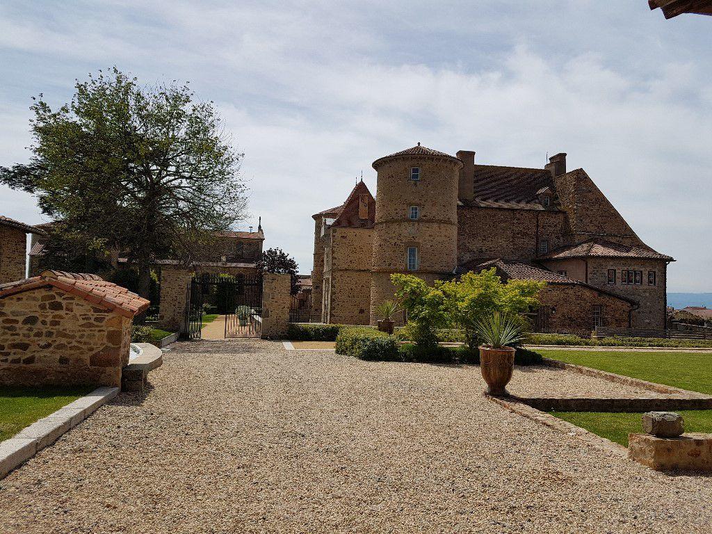 Saint-Marcel-de-Félines Château
