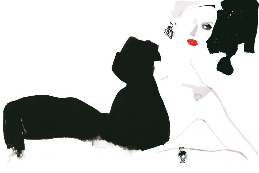 David Downton Woman