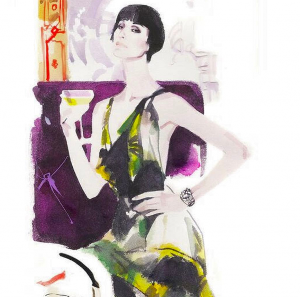 Erin OConnor David Downton