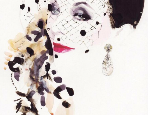 David Downton, illustrateur de mode