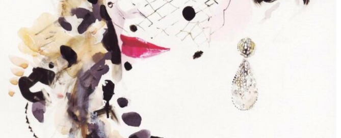 Joan Collins David DOwnton 2014