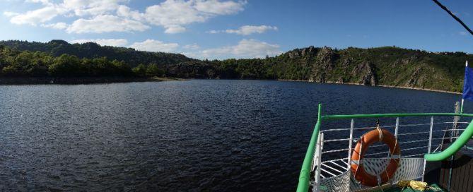 Croisière Lac de Grangent