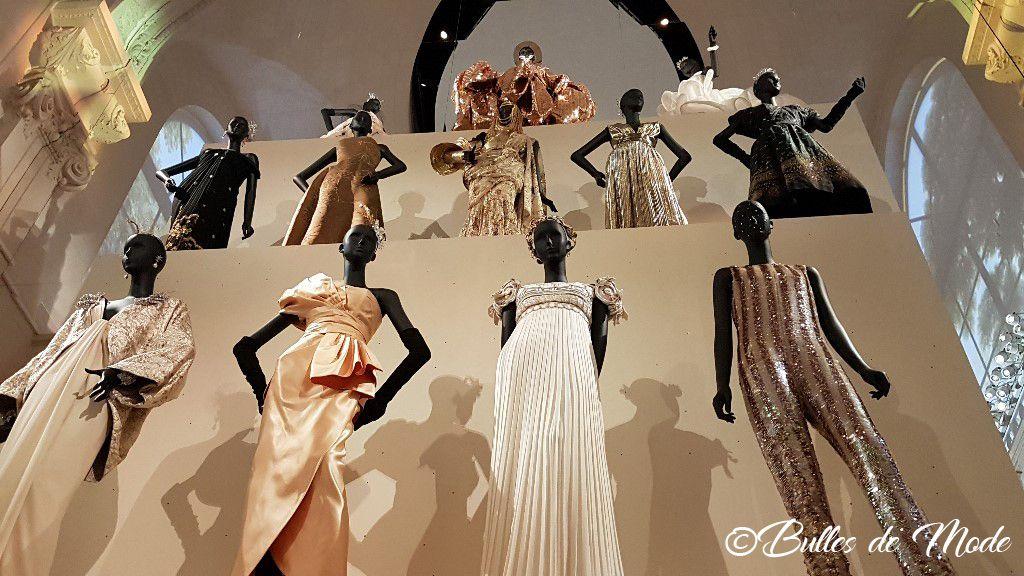Exposition Dior 70 ans Paris Arts Déco - Dernière salle