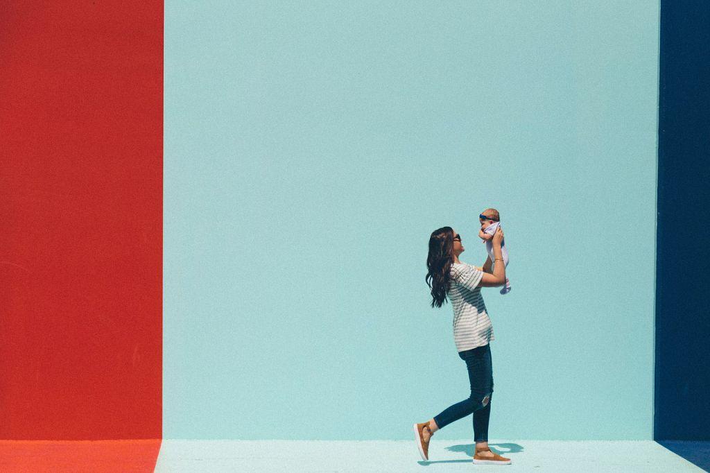 Marinière conseils style personal shopper après bébé
