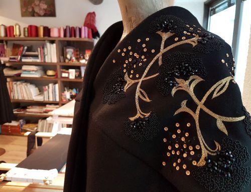 Apprendre la Broderie Haute-Couture [Ateliers]