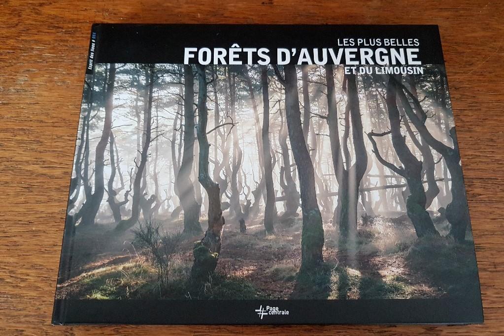 Les plus belles Forêts d'Auvergne Page Centrale