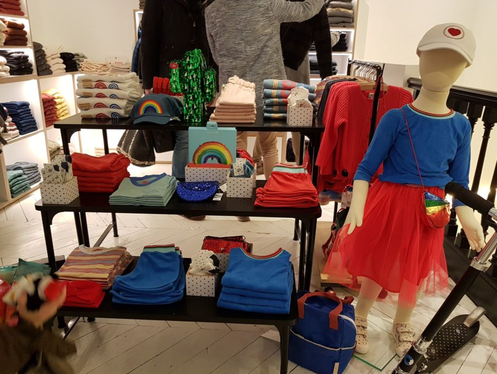 Bonton Mode Enfant Printemps été 2018