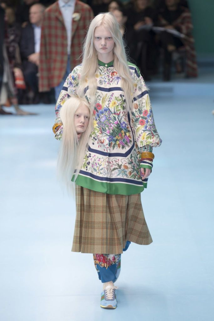 Gucci Pap FW 1819