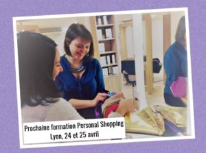 Formation Personal Shopping Lyon 24 25 avril 2018
