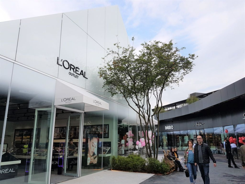L'Oréal outlet Personal Shopping The Village Villefontaine