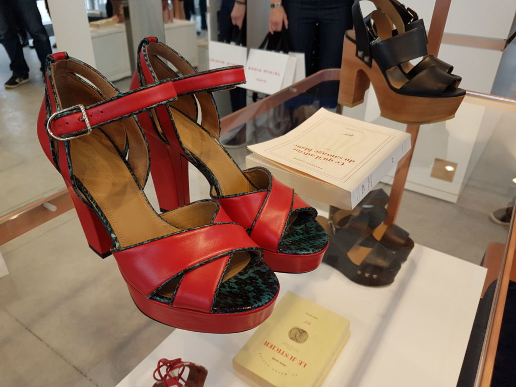 Sandales Sonia Rykiel The Village Personal Shopping