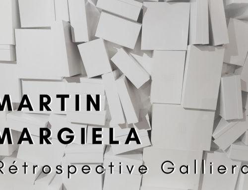 Ode à Margiela [Expo]