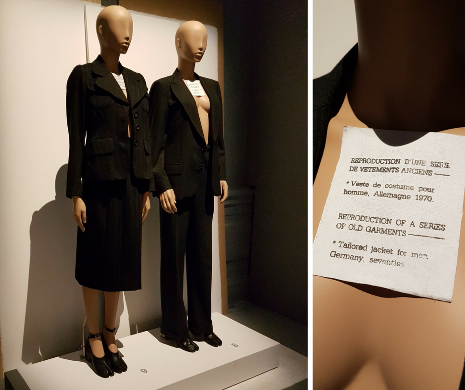 Réédition Vêtements Martin Margiela Galliera
